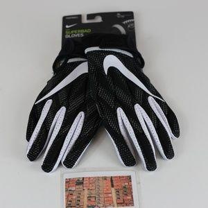Nike Super Bad 4.5 WR Football Gloves PGF938-091
